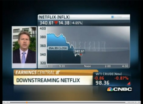 "Netflix is a stock that just ""begs to be sold"": Expert"